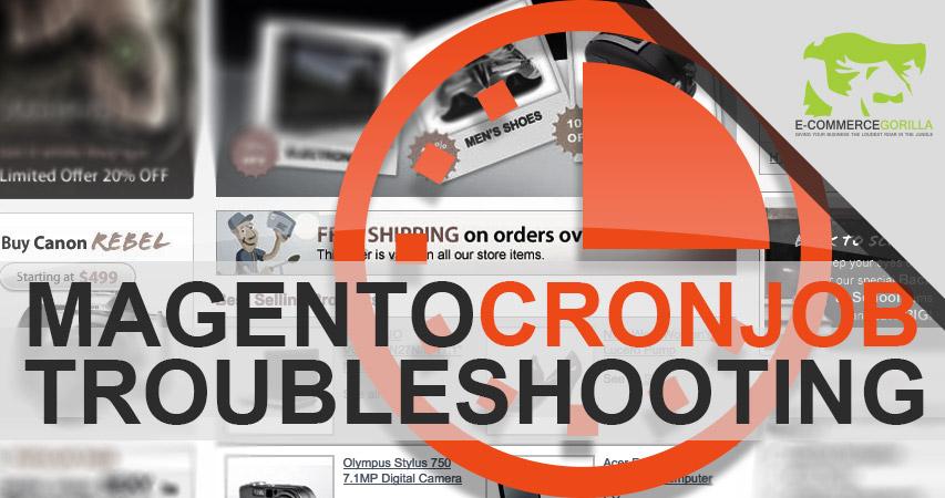 Troubleshooting Magento Cronjobs